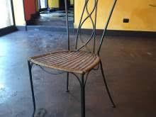 Sedie In Ferro Battuto Ebay : Sedie ferro annunci lombardia kijiji di