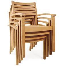 outdoor wooden chairs with arms.  Arms Wina Stacking Dining Chair Arm Rest Teak Teka Wooden Garden Outdoor  Furniture To Outdoor Wooden Chairs With Arms D