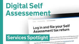 Self Design Sign In Sign Up For Digital Self Assessment On Gov Uk