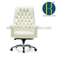 white luxury office chair. 2014 Hot Selling Modern Chair, Luxury White Leather Boss Office Chair Furniture .