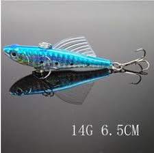 <b>1Pcs</b> 6.5Cm 10G <b>Winter Fishing</b> Hard Bait Vib With Lead Inside <b>Ice</b> ...