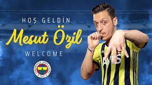 Rüya gerçek oldu: Mesut Özil Fenerbahçemizde! - Fenerbahçe Spor Kulübü