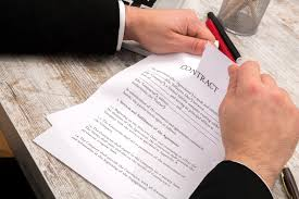 Breach Of Employment Contract Top Breach Of Contract Lawyer In Monmouth County New Jersey 8