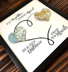personalized best friend gift going away gift by bloomingdoordecor unique best friend gifts best friend