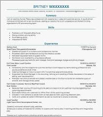 Resume Examples Templates Sample Resume For Administrative ...