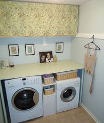 Laundry Room Accessories Decor diy laundry room decor using wooden shelves and vintage 77