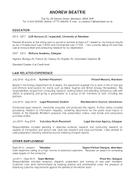 Student Resumes Template Law Student Resume Template Templates At