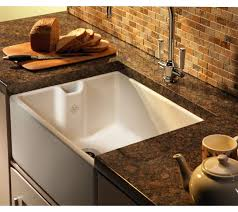 thoms denby vintage classic belfast kitchen sink ceramic white 20
