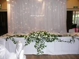 Small Picture fall wedding reception decorations for head table Google Search