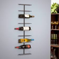 wall mounted wine rack awesome wall mounted metal wine rack metal wine racks investment for your