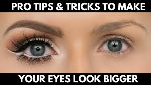 in this makeup tutorial i m going to show you how to make your eyes look bigger brighter and more awake i ve prepared lots of easy tips tricks for you