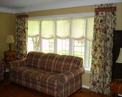 Blinds And Curtains Together Curtain Styles Over Blinds Curtain Menzilperdenet