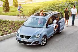 YOU CAN CALL IT AL' - SEAT Alhambra Range Independent New Review ...