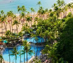 pools at hilton hawaiian village