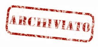 Risultati immagini per archiviazione reato