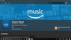 Amazon Music UWP App comes to Windows ...