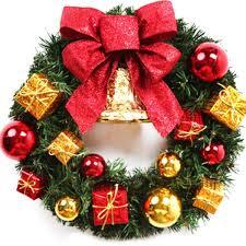 ซ อท ไหน wreath door decoration artificial foam berry wreath and natural pine cone pendant wall decor wreath custom made 1pc ในประเทศไทย