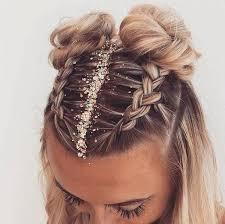 Pin Uživatele Anna Borecka Na Nástěnce Hair And Beauty účesy Z