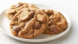 peanut butter chocolate cookies.  Peanut 5Ingredient Peanut Butter Chocolate Chip Cookies In T