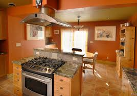 Beautiful Elegant Kitchen Island With Stove Escob Hotelgaudimedellin Co Top And Oven  Range Sink Seating Idea Insert