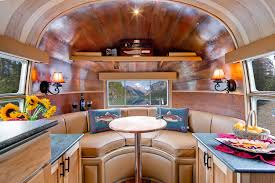 Luxury Mobile Home Airstream Flying Cloud Mobile Home Idesignarch Interior Design