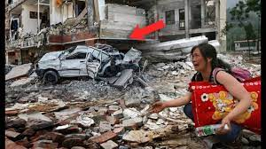 China Earthquake Today: Magnitude 7.3 ...