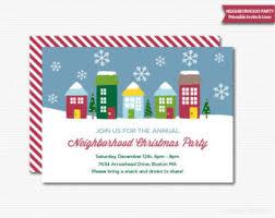 Neighborhood Party Invitation Wording Ideal Neighborhood Holiday Party Invitation Wording Birthday