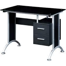 office desk cheap. techni mobili glass top home office desk black cheap