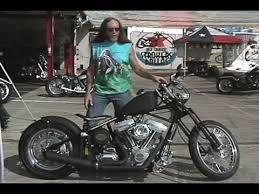 rick fairless talks brass balls model 1 motorcycle at strokers in