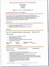 Resume Examples For Teacher Assistant Awesome Teacher Assistant Resume Samples 28OZX Teacher's Aide Or Assistant