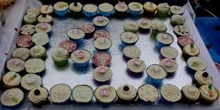 40th Birthday Cupcakes For Him Ivesensemble Easybirthdaycakeme
