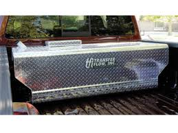 Transfer Flow's 50-gallon fuel tank fits under your tonneau cover ...
