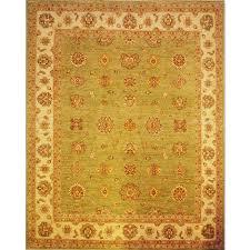 oushak rug 8 x 9 10