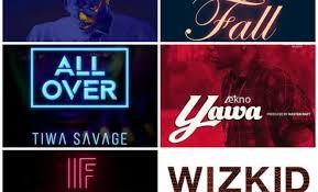Naija Music Charts Top 20 Nigerian Songs In 2017