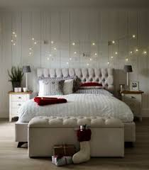 bedroom accent lighting surrounding. add strings of fairy lights above the bed for a magical christmas touch flavoursofxmas majestic bedroom accent lighting surrounding