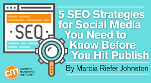 5 SEO Strategies for Social Media You Need to Know Before You Hit ...