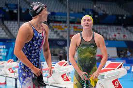 Katie Ledecky's gold medal hopes dashed ...