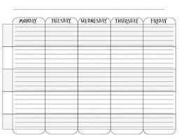 Teacher Weekly Planners Teachers Weekly Planner Printable Rome Fontanacountryinn Com