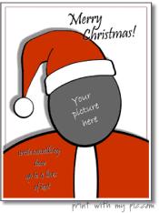 Christmas Photo Frames Templates Free Christmas Picture Frames Christmas Photo Borders To Print