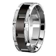 mens titanium wedding bands with diamonds. mens titanium wedding bands with diamonds