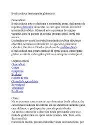 Adenocarcinom de colon clasificare