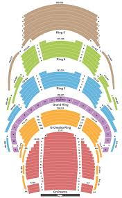 Four Seasons Centre Performing Arts Toronto Seating Chart National Ballet Of Canada The Nutcracker Tickets Sun Dec