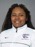 Esperanza Pace - Women's Track and Field - Spring Hill College Athletics