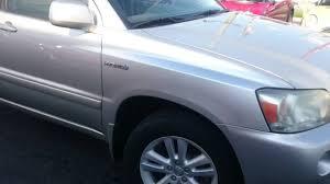 2007 Toyota Highlander Hybrid - YouTube