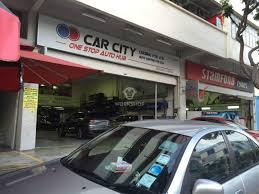 picture of car city auto centre pte ltd