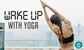 Image result for morning yoga
