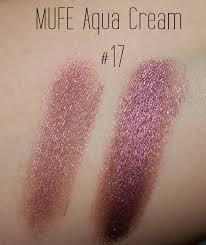 make up forever aqua cream 17