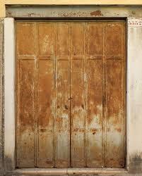 metal doors. rusted metal door from venice 8 doors