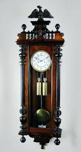 antique wall clocks with pendulum small in india