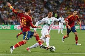 يدخل فريق اسبانيا في مباراة اليوم من أمام نظيرة فريق البرتغال وهو مستضيف لقاء اليوم علي ارضيه ملعبه علي ارضيه ملعب فريق العاصمه الاسبانية اتلتيكو مدريد في مباراة. موعد مباراة إسبانيا والبرتغال الودية القادمة والقنوات الناقلة إقرأ نيوز